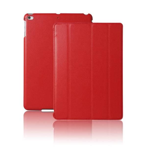 Smartcase iPad Air 2 Hoes Leder Rood