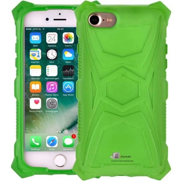 Schokbestendig iPhone 8/7 Hoesje Groen Shockproof