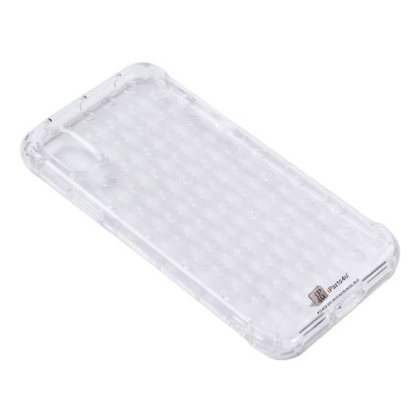 iPhone X Hoesje Shockproof Bubbles Transparant