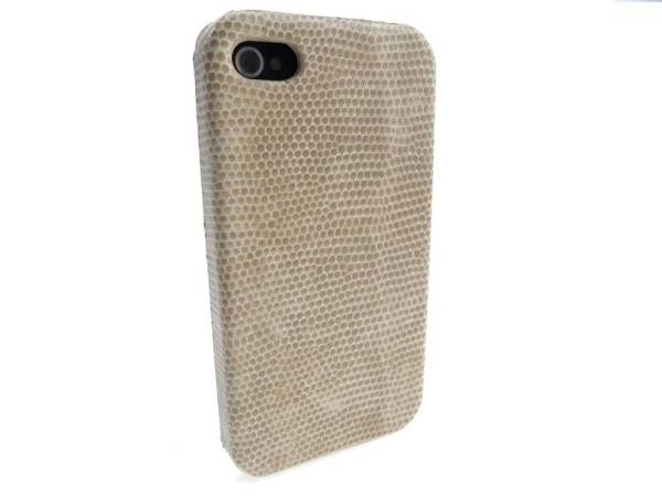 Slang Hardcover Snap Case iPhone 4&4S Beige Bruin