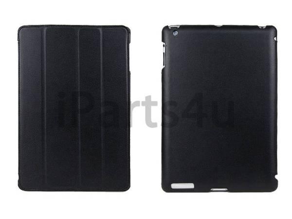 iPad Smartcase Leder Zwart