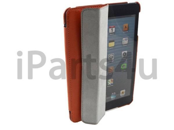 Smartcase iPad Mini Bruin Leer