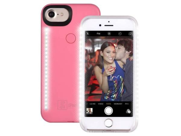Selfie Hoesje iPhone 8/7/6S/6 Roze