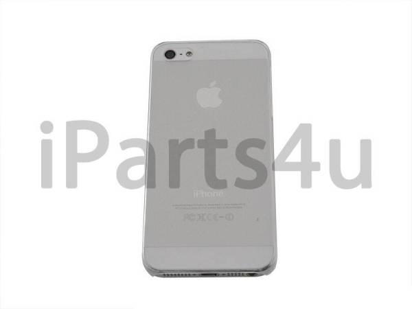 iPhone 5/5S Hardcase Dun Transparant