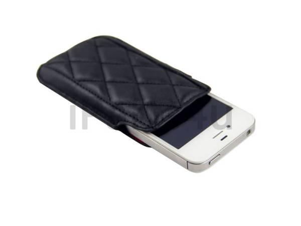 Luxe Leder Nappa Aston Martin&Bently Design iPhone 4&4S case