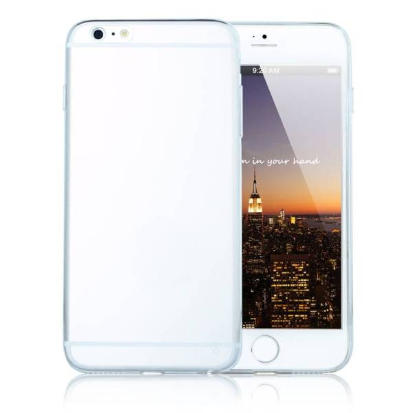 iPhone 6 Ultra Dunne Bumper case Transparant