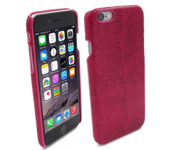 Slang Hardcover Snap Case iPhone 6 en 6S Paars