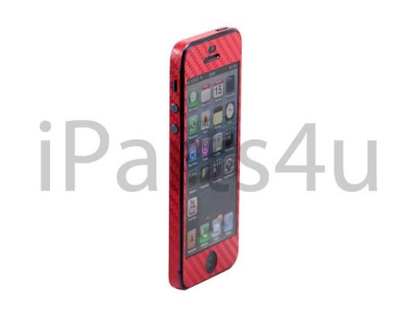 iPhone 6 Plus Hoesje Hardcover Krokodil Rood