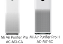 Which one is better, Xiaomi Air Purifier Pro or Air Purifier Pro H