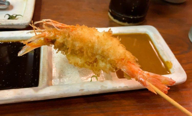 車海老 - 串かつ料理 活