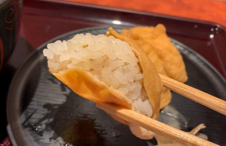 いなり寿司 - 道頓堀 今井 大阪のれんめぐり店