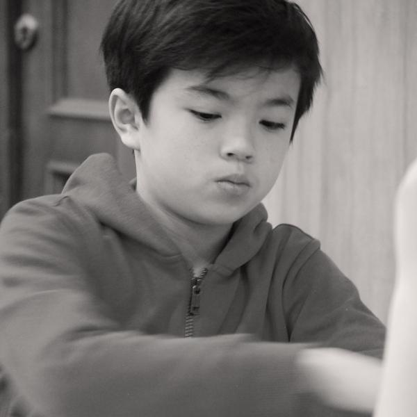 Cyan Touzot, 11 ans