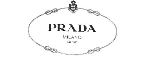 Markenlexikon: Logo Prada