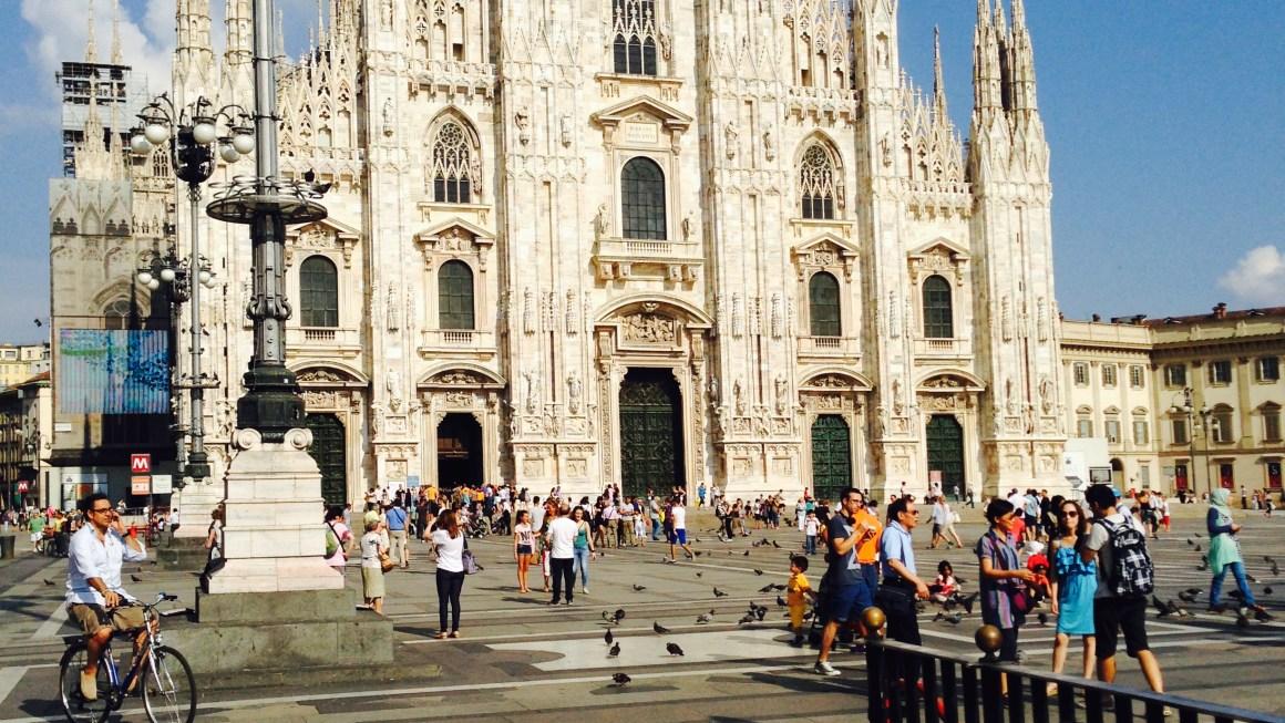 Second Hand Shopping Mailand: Italiens Modehauptstadt