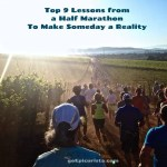 Top 9 Lessons from a Half Marathon to Make Someday a Reality