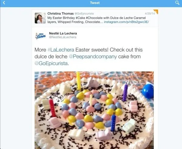 Easter Celebration dulce de leche desserts www.goepicurista.com