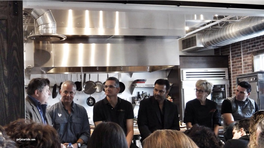 Orlando is a culinary destination and these chefs prove it. find out more at www.goepicurista.com