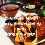 Cinco de Mayo Easy Recipes Margaritaville Margarita & Nachos