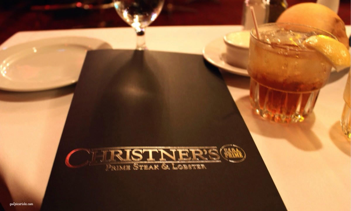 A celebration dinner at Christner's Orlando