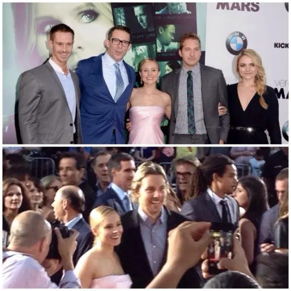 How to become a Hollywood Insider, my Veronica Mars and Wish I Was Here Kickstarter story, www.goepicurista.com