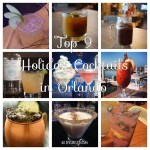 Top 9 Holiday Cocktails in Orlando