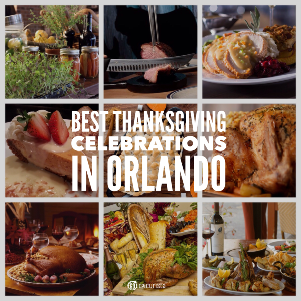 Best Thanksgiving Celebrations in Orlando
