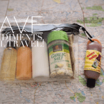 Have Condiments, Will Travel!