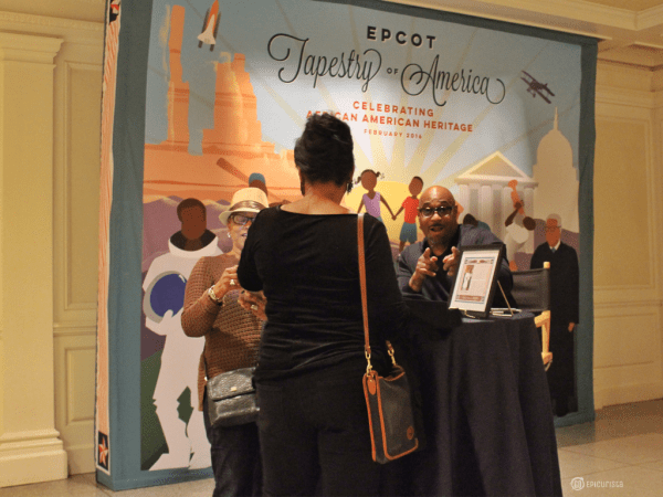 Must Eat Historic Peach Cobbler and more at Epcot, part of National Black History Month Celebration with GoEpicurista.com