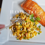 How to Eat Like a Foodie and Stay Healthy with GoEpicurista.com #SundaySupper #Nourish2Flourish