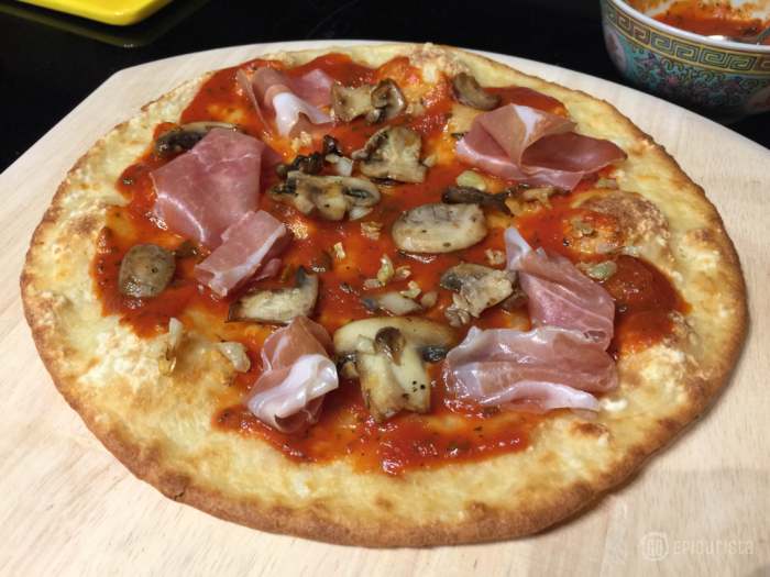 Widowmaker Pizza and Wine Easy Entertaining for Game Night with #CKMondaviWines