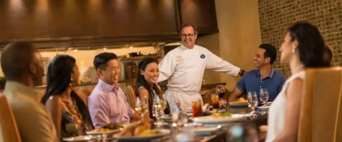 Delicious Disney Chef Dinner Series A Must Do Experience with GoEpicurista.com