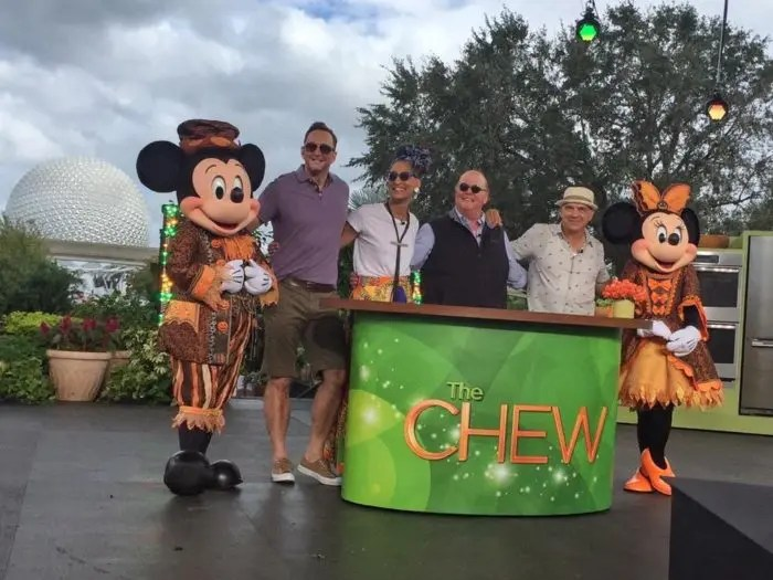 Epic 35 Days of Epcot Kicks Off With The Chew on GoEpicurista.com