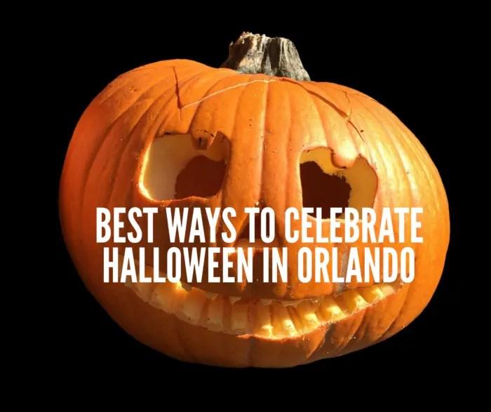 Best Ways to Celebrate Halloween in Orlando with GoEpicurista.com