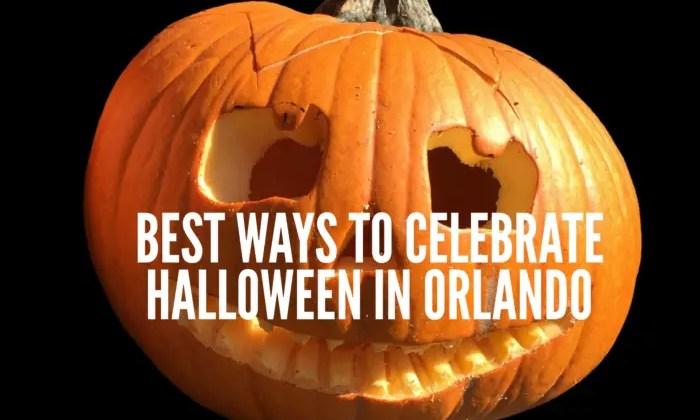 Best Ways to Celebrate Halloween in Orlando