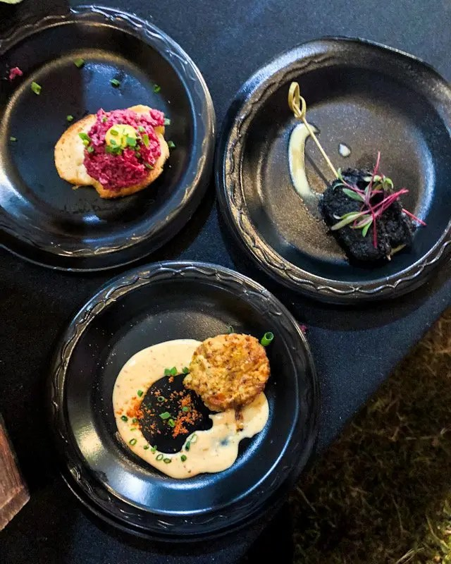 Photo recap why every Foodie Loves Cows N Cabs Event in Orlando. Including Proper & Wild
