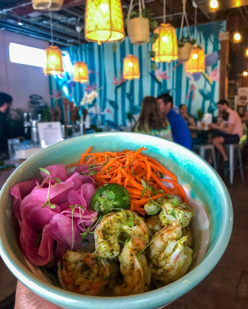 The Women Chefs Who Rock Orlando Food Scene list includes 16 award winning and super popular restaurants and food shops including Emily Rankin of Bird of Paradise