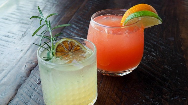 Craft Mocktails Recipes from Tapa Toro