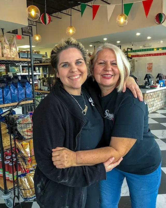 The Women Chefs Who Rock Orlando Food Scene list includes 16 award winning and super popular restaurants and food shops including Maria Palo and daughter Dianna of Stasio's Italian Deli and Market