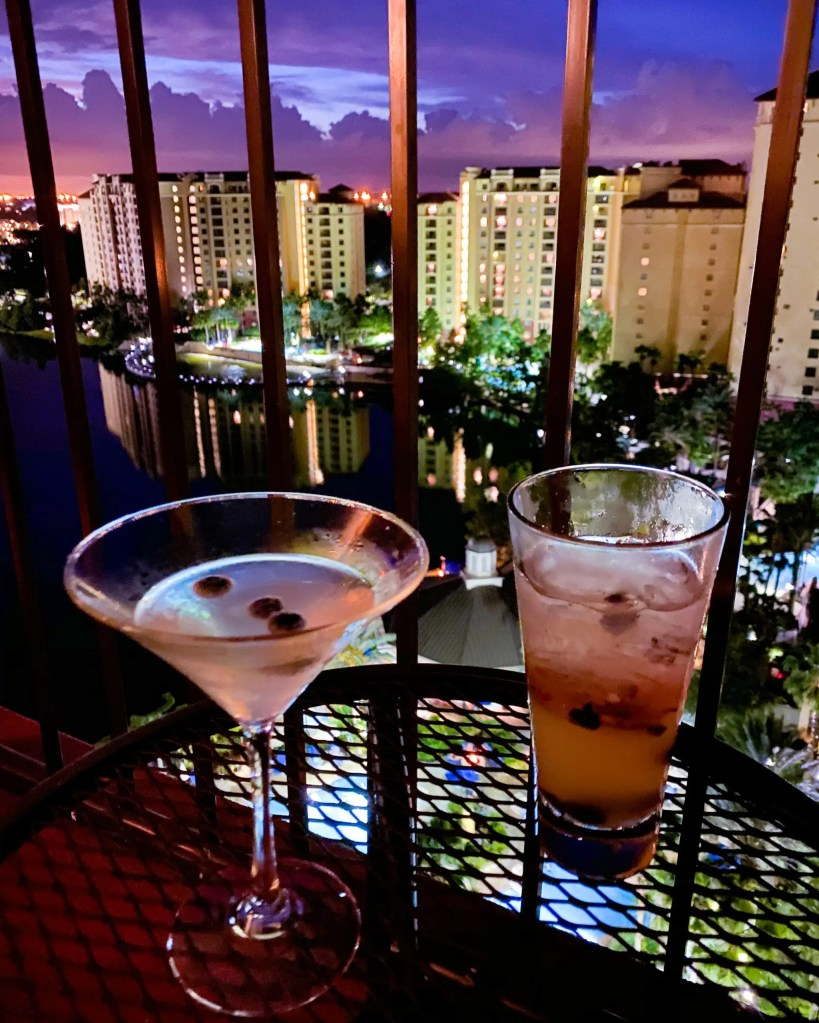 The Food. 29 Socially Distanced Fun Things To Do on Vacation at Wyndham Grand Orlando Resort Bonnet Creek