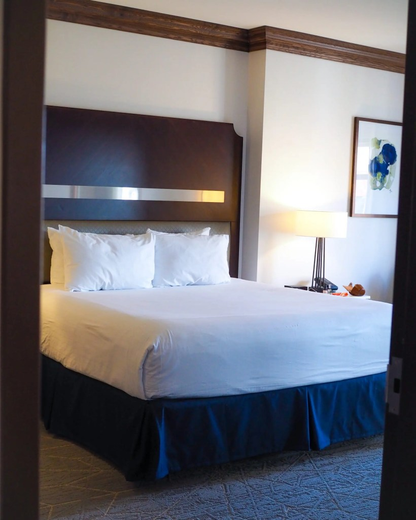 Beds. 29 Socially Distanced Fun Things To Do on Vacation at Wyndham Grand Orlando Resort Bonnet Creek