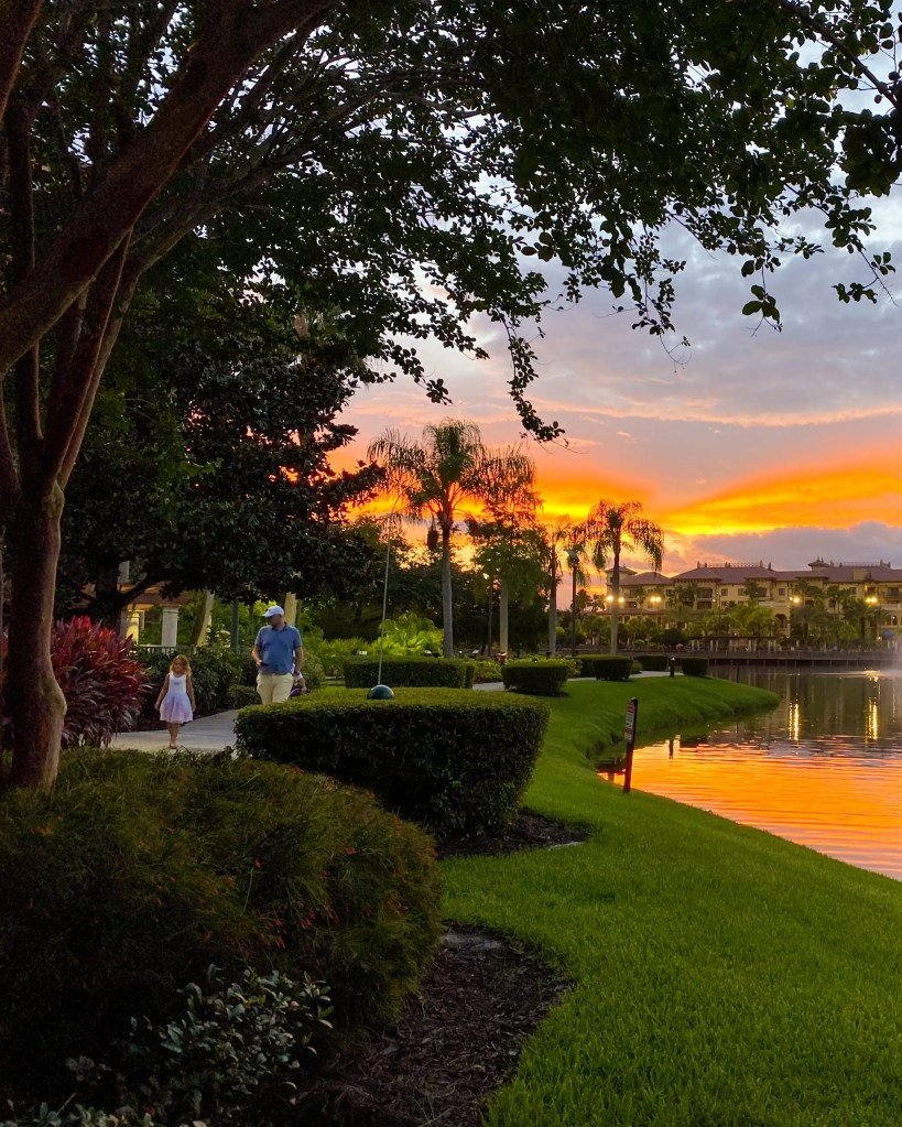 The Lake. 29 Socially Distanced Fun Things To Do on Vacation at Wyndham Grand Orlando Resort Bonnet Creek