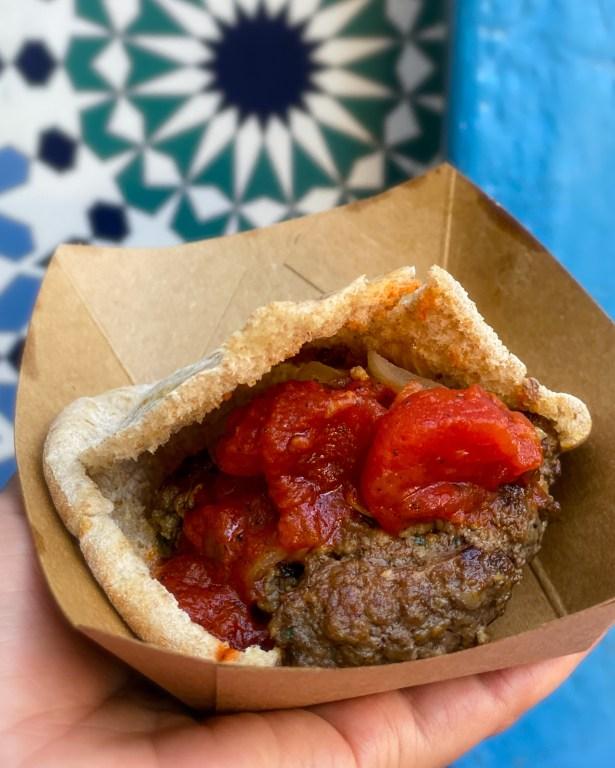Taste of Epcot Food and Wine Festival guide Beef Kefta