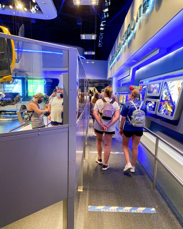 Taste of Epcot Food and Wine Festival guide Test Track