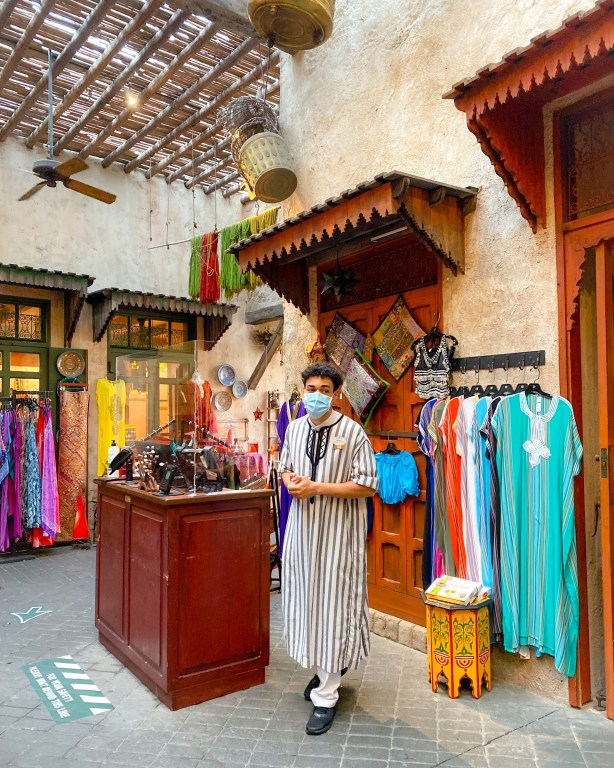Taste of Epcot Food and Wine Festival guide Morocco shop