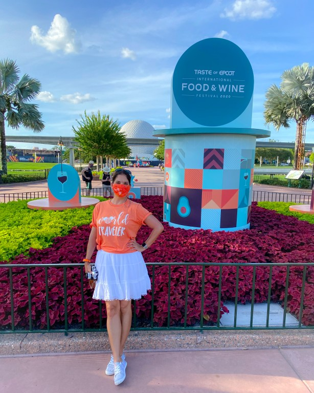 Taste of Epcot Food and Wine Festival guide