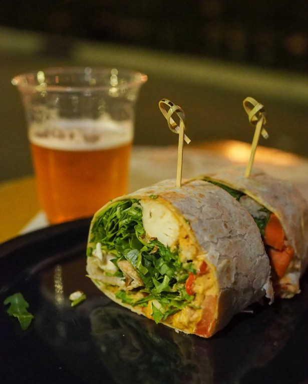 The Almond Milk District promotion features plant based and vegan options at several bars, restaurants and shops in the eclectic Orlando neighborhood such as Sideward Brewing