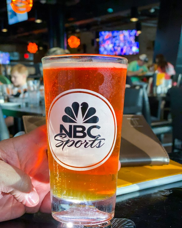 Best Orlando Resorts for epic foodie getaways includes Universal Orlando Resorts and City Walk NBC Sports Bar and Grille.
