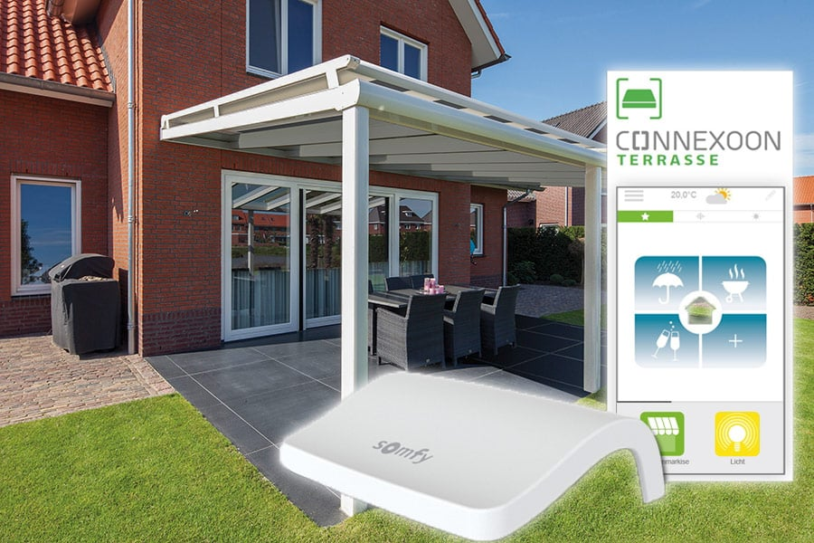 Somfy CONNEXOON Smart Home