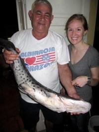 Fish For Asado