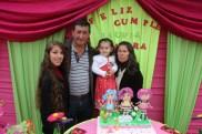 Lluvia 2nd birthday